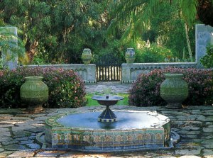 Creating a spanish courtyard garden remodel san antonio for Creating a courtyard garden